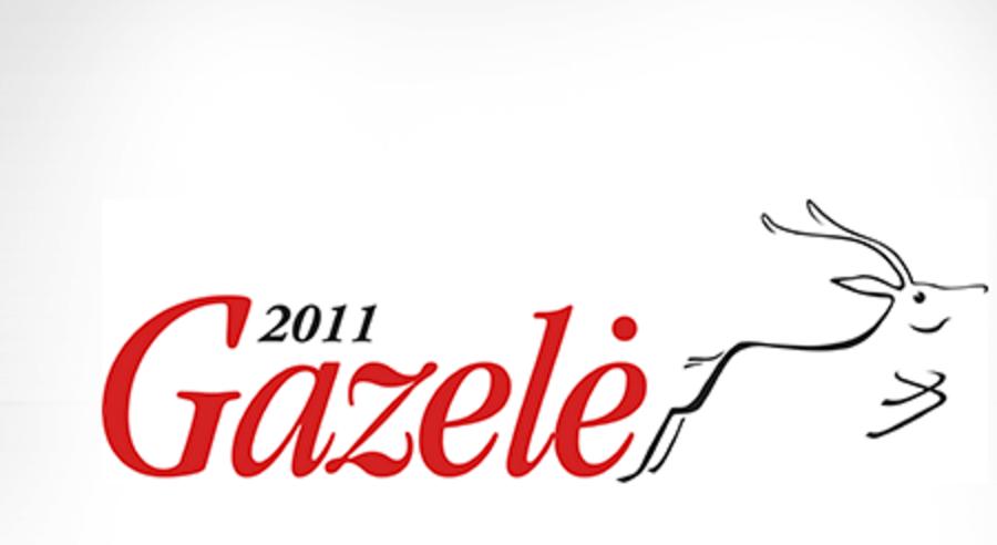 Gazelė 2011