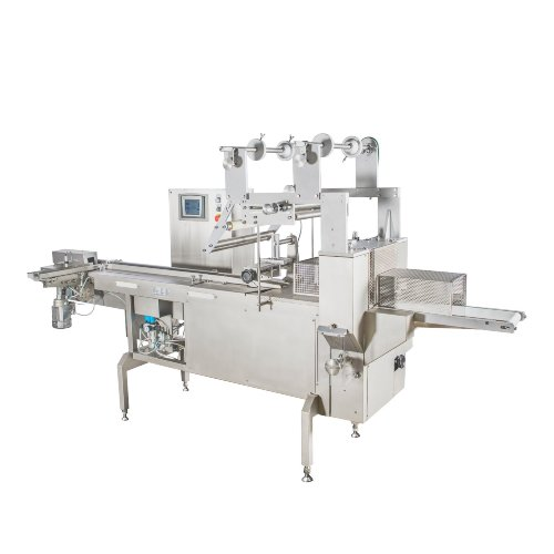 horizontal flow-pack machine
