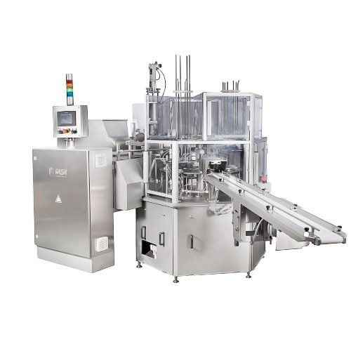cup and tube filling machine- RFS 40