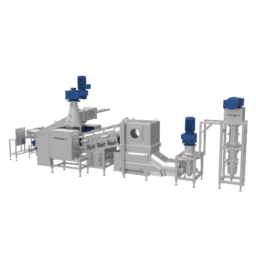 butter and margarine repacking machine