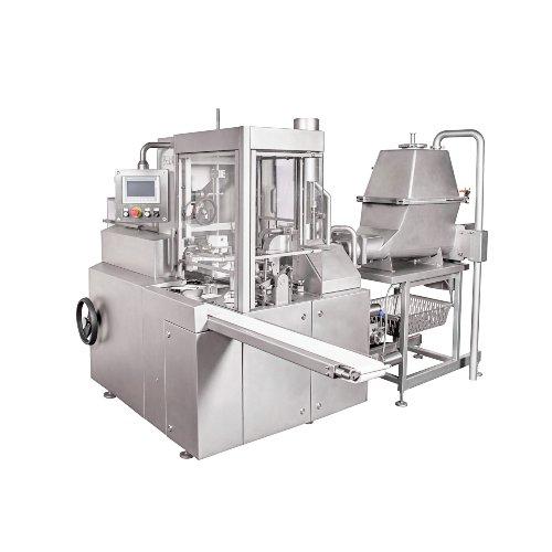 АРМ-В2 предназначен для заливки и упаковки масла и маргарина